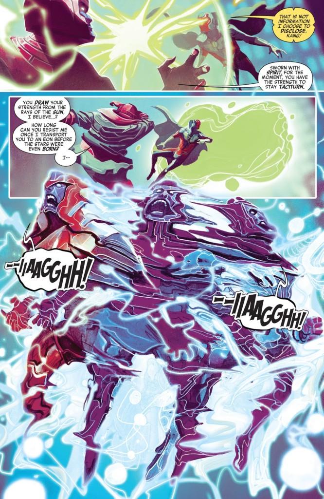 Marvel Now Deluxe Los Vengadores de Mark Waid 2 pg3
