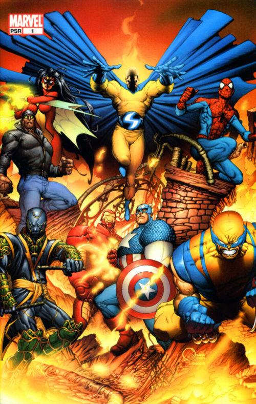 new avengers quesada