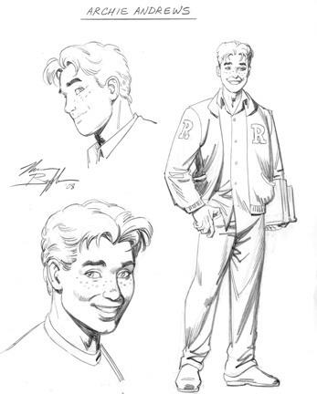 Norm Breyfogle - Archie 1
