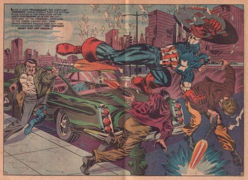 No vale mirar solo los dibujos, Stan Lee también aporta su granito de arena.