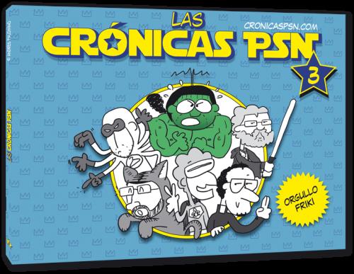 Las Cronicas PSN Vol 3