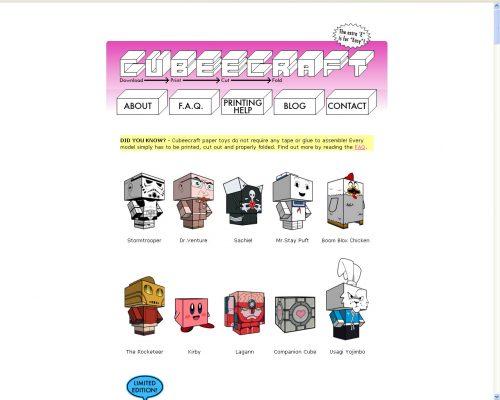 Cubeecraft