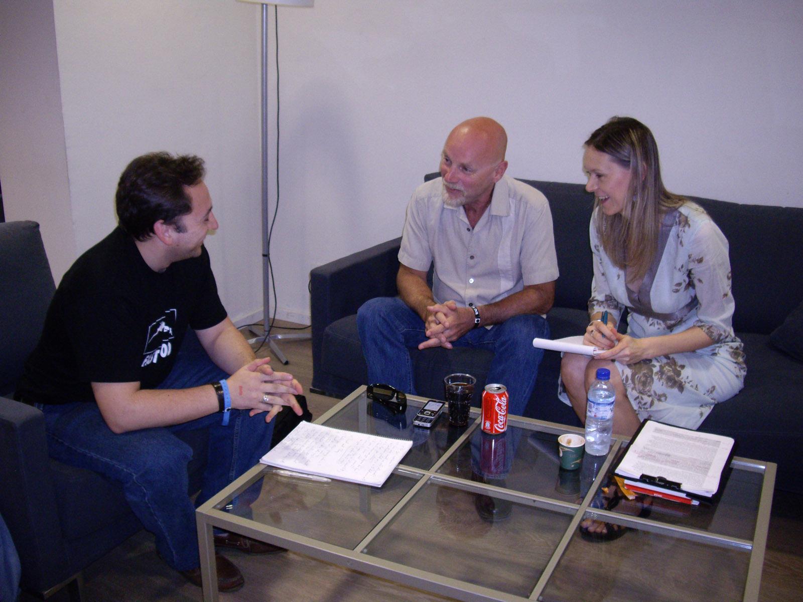 10 minutos con Jim Starlin en el Saló del Cómic de Barcelona
