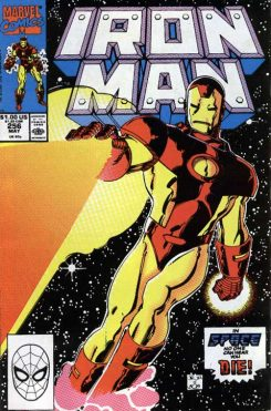 Romita Jr sin Layton. Iron Man ya no brilla como antes.