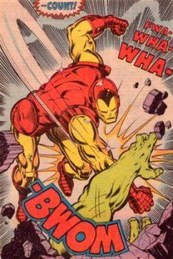 John Romita, Jr, aprendiendo el estilo Marvel.