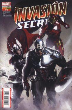 Invasión Secreta 6