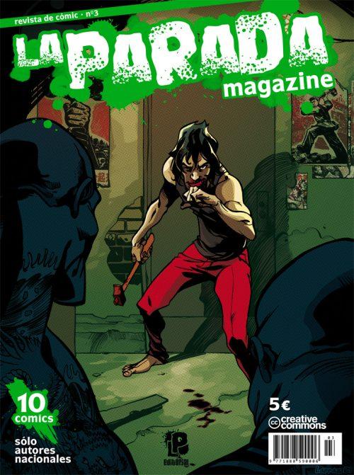 La Parada magazine 3