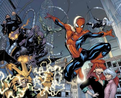 Marvel Knights Spider-man - Terry Dodson