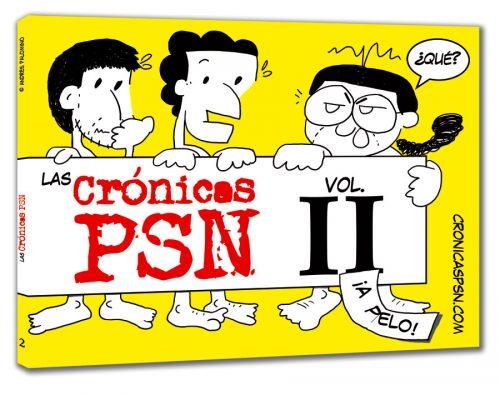 Las Crónicas PSN II