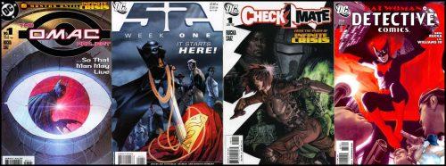 Greg Rucka - DC Universe