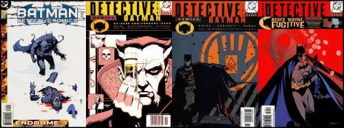 Greg Rucka - Detective Comics