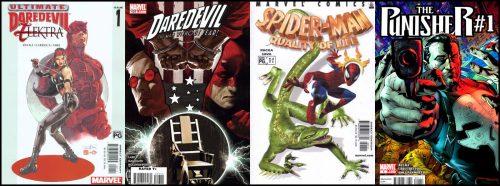 Greg Rucka - Marvel II