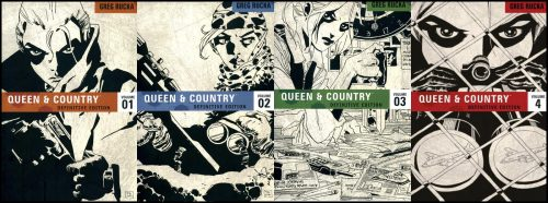 Greg Rucka - Queen & Country