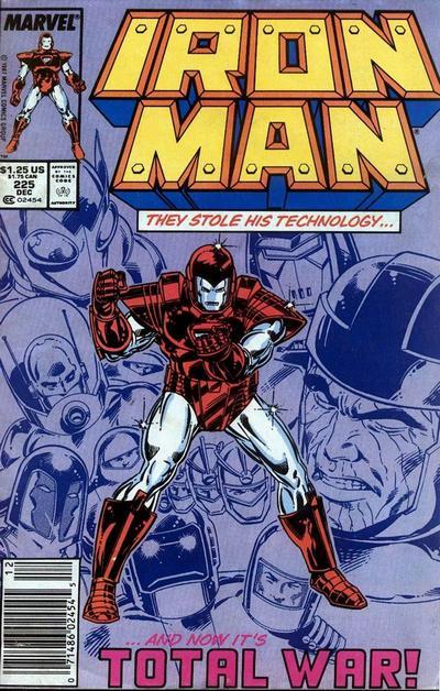 """La efímera armadura """"Silver Centurion"""", protagonista de las """"Stark Wars"""""""